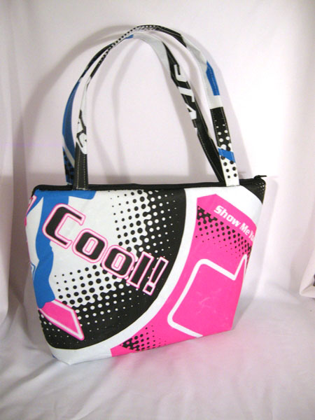 The Dance Pad Purse