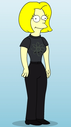 Make Your Own Simpsons Avatar Liz Revision